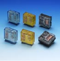 40 Series Miniature P.C.B. Relays 8 - 10 - 16 A.