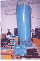 Equipo hidroneumático con compresor