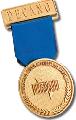 Medallas.