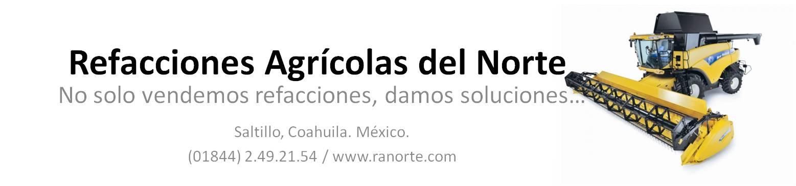 Refacciones Agrícolas del Norte, Empresa, Saltillo
