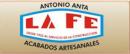 Acabados Artesanales Antonio Anta, S.A. de C.V., México