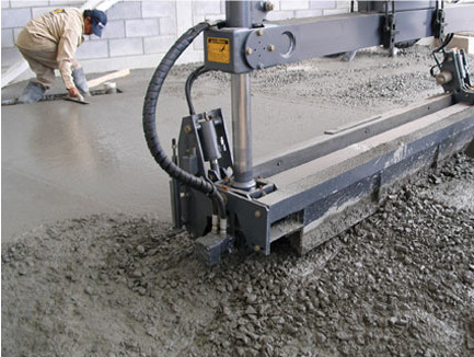 Pedido Pisos de concreto
