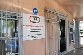 Pedido Agencia aduanal