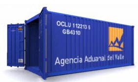 Pedido Logistica intermodal y terrestre
