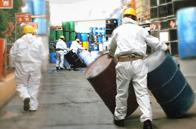 Pedido Encapsulado de residuos peligrosos