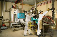 Pedido Destilación de solventes gastados