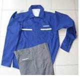Pedido Lavado de uniformes