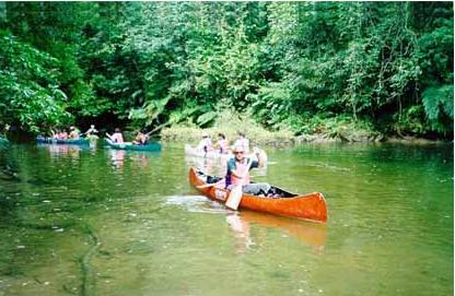 Pedido Destinos para el ecoturismo