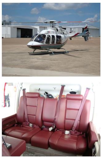 Pedido Bell 407 Aeronaves en renta