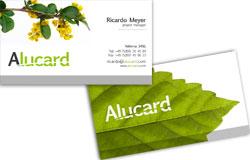 Pedido Fabricación de tarjetas de presentación