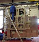 Pedido Reparación de equipo para empaquetar productos alimenticios