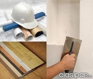 Pedido Servicios de construccion, remodelacion y mantenimiento