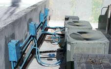 Pedido Servicios de instalaciones de equipo