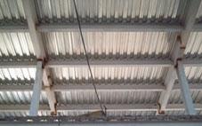 Pedido Servicios de laminación de cubiertas, fachadas y entrepisos