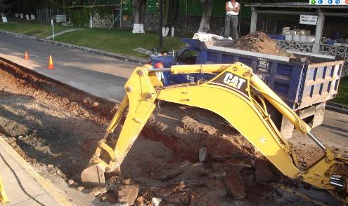 Pedido Excavaciones