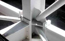 Pedido Servicios de fabricación y montaje de estructuras metálicas