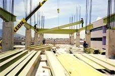 Pedido Construcción obra civil