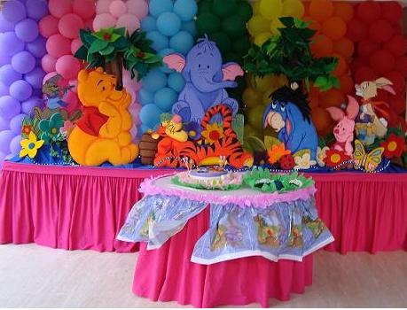 Pedido Organización de fiestas infantiles