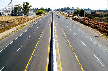 Pedido Construcción de autopistas