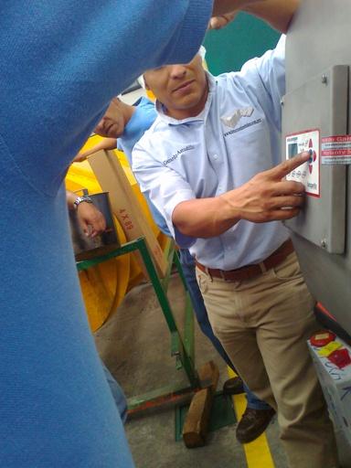 Pedido Mantenimiento a detectores de metal de todas las marcas