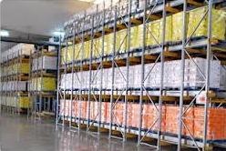 Pedido Servicios de almacenamiento y preparación