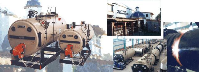 Pedido Asesoria técnica especializada de calderas industriales