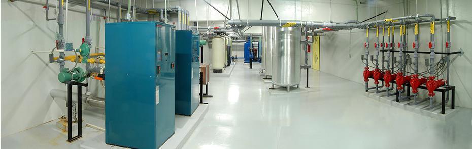 Pedido Instalación de calderas y sistemas de calefacción para hoteles