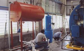 Pedido Fabricación de tanques de almacenamiento de agua según necesidades