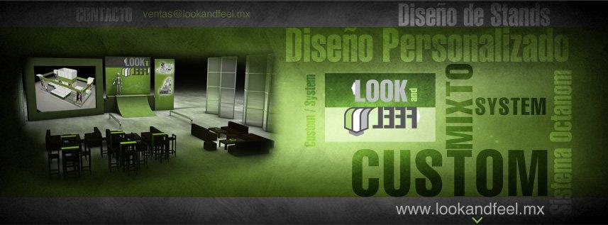 Pedido Publicidad, Diseño y Construcción Look and Feel, S.A DE C.V