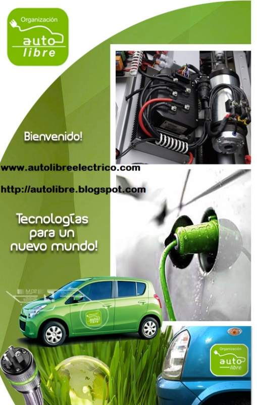 Pedido Negocios con motores de carros eléctricos y mas.