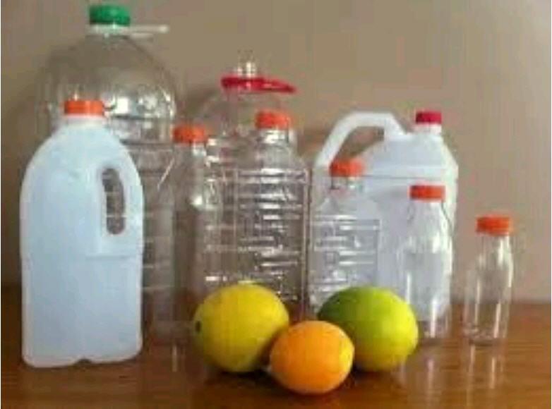 Pedido Producción Envases, plasticos