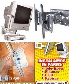 Pedido ¡Instalamos Soportes para Televisión!