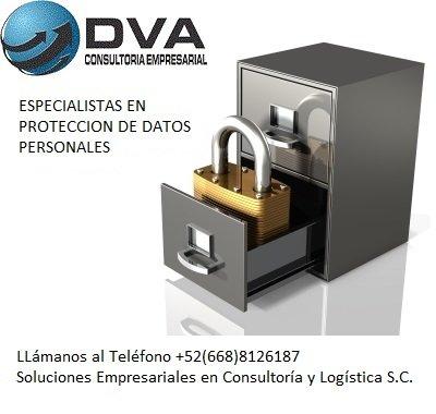 Pedido Protección de Datos Personales