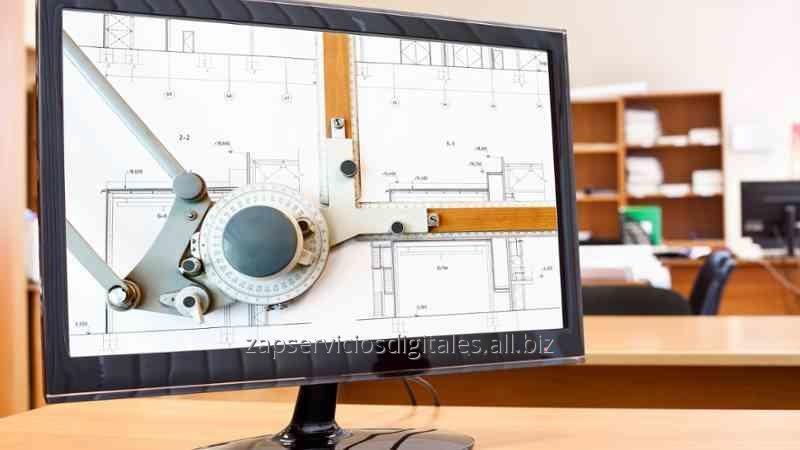 Pedido Escaneo Digitalización de planos en Monterrey