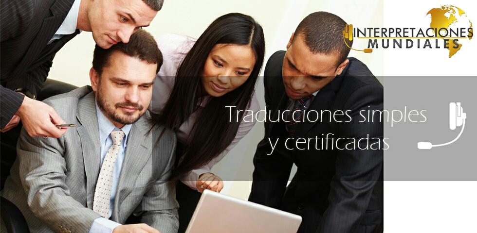 Pedido Traducción Profesional de Documentos y Textos.