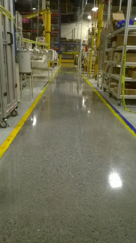 Pedido Pulido De Concreto Industrial Mlb