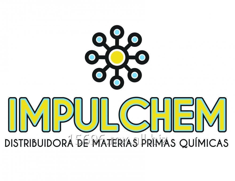 Pedido Distribución de materias primas químicas