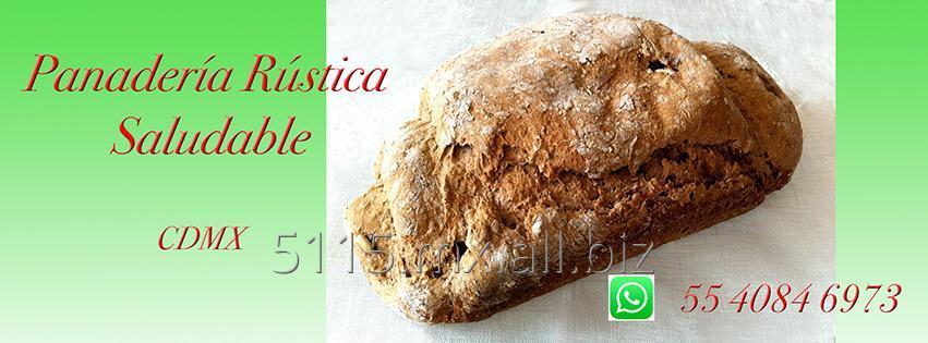 Pedido Panadería Rústica Saludable CDMX