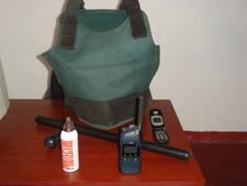 Pedido Servicios de equipo de seguridad