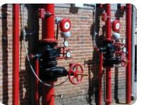 Pedido Servicios de sistema contra incendio