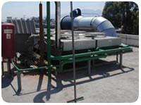 Pedido Servicios de aire acondicionado, ventilación y colección de polvos