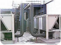 Pedido Servicios de instalaciones mecánicas