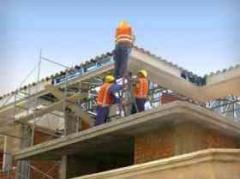 Construcción de Proyectos de plantas industriales