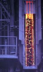 Reparación de materiales refractarios en Hornos de Coque