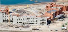 Construcción de hoteles