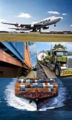 Servicio de importacion y exportacion