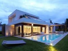 Construcción de casas de diseño
