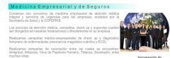 Medicina Empresarial y de Seguros
