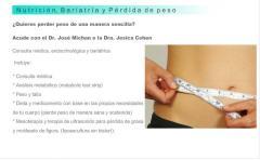 Servicios de Nutricion, Bariatria y Perdida de peso