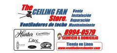 Mantenimiento de ventiladores de techo